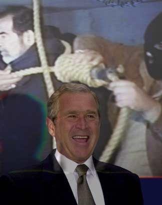 тъжния Буш