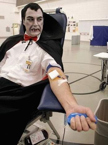 как се ходи на кръводаряване