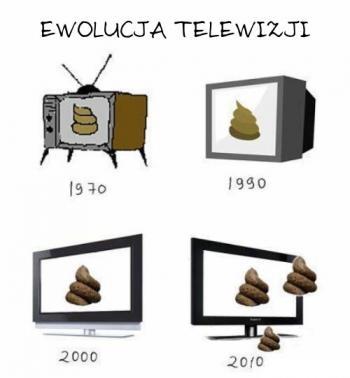 тв еволюция