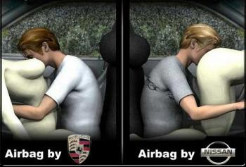 Airbag by Nissan