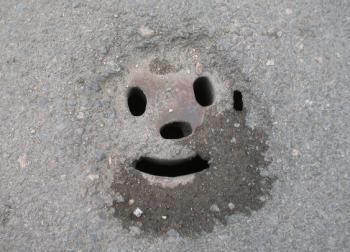 Асфалтова усмивка