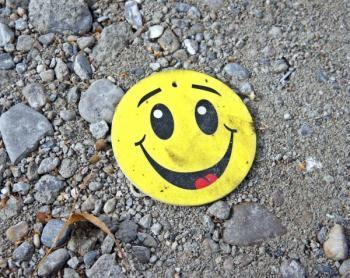 Усмихвай се, дори когато ти е трудно
