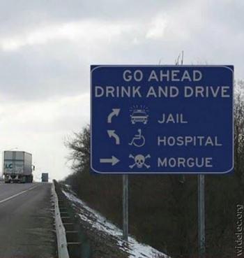 Пътят на пиянството