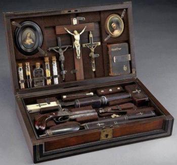 Оборудване против вампири