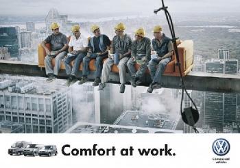 Комфорт на работа