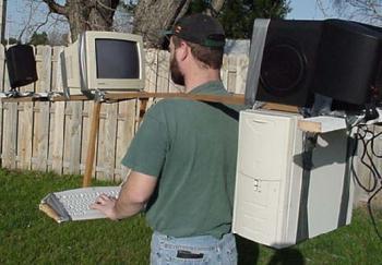 първия преносим компютър