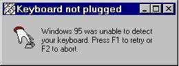 Windows не открива клавиатура