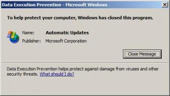 windows се пази от...себе си.