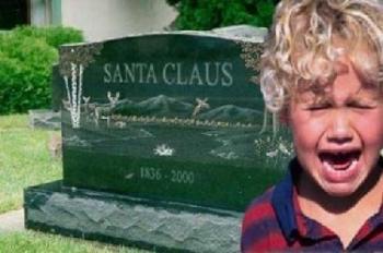 Гроба на Дядо Коледа