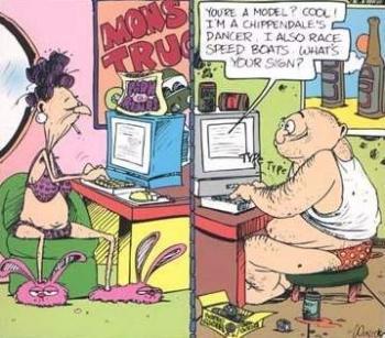 За честността в Интернет