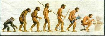 Еволюцията на Хомо сапиенс