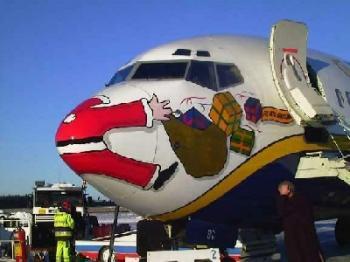 Какво? Дядко Коледа ли? Какъв Дадо Коледа?