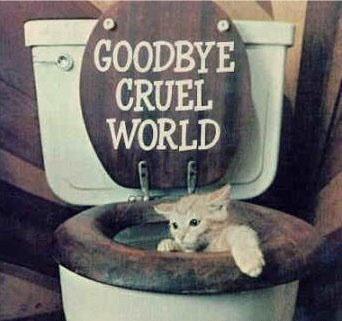 Сбогом лош свят