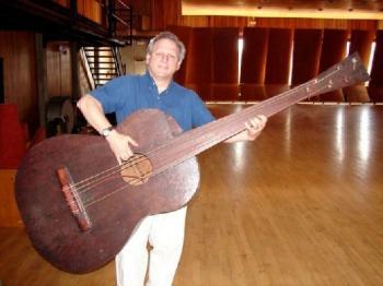 китарата на Чък Норис...като малък