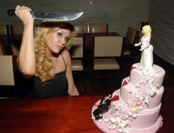 Торта за развода