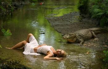 Все някой крокодил ще те изпапка