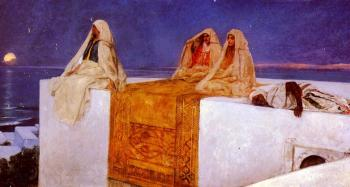 Притча за арабския халиф и неговата жена