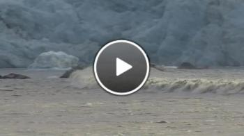 Сърфиране в ледено цунами