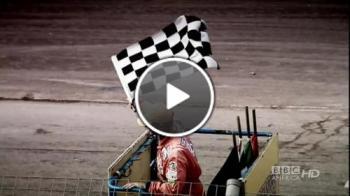 Топ 10 най-зрелищни катастрофи в Top Gear