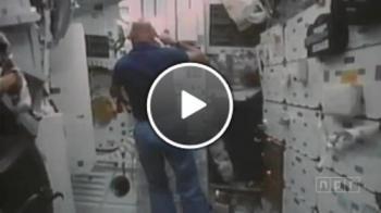 Живота на космонавтите по време на мисиите през 80