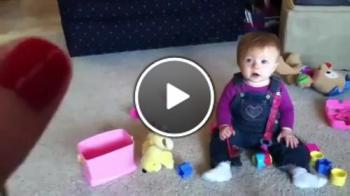 Как да разсмеем бебе