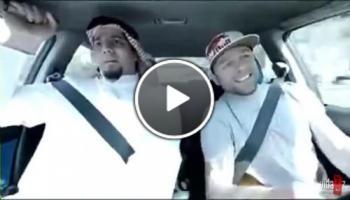 Арабин го возят в кола