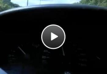 Колело движещо се с 100 км/ч