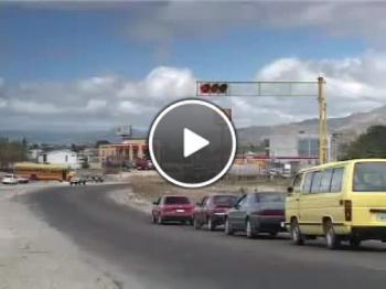 Такъв светофар никой не е виждал